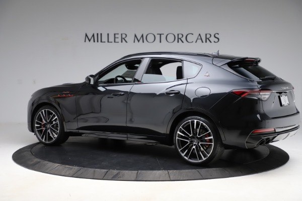 New 2021 Maserati Levante Trofeo for sale $155,035 at Pagani of Greenwich in Greenwich CT 06830 4