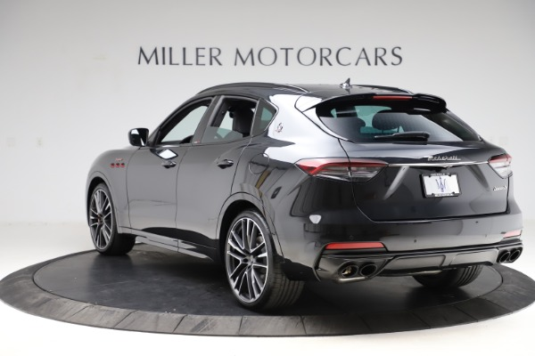 New 2021 Maserati Levante Trofeo for sale $155,035 at Pagani of Greenwich in Greenwich CT 06830 5