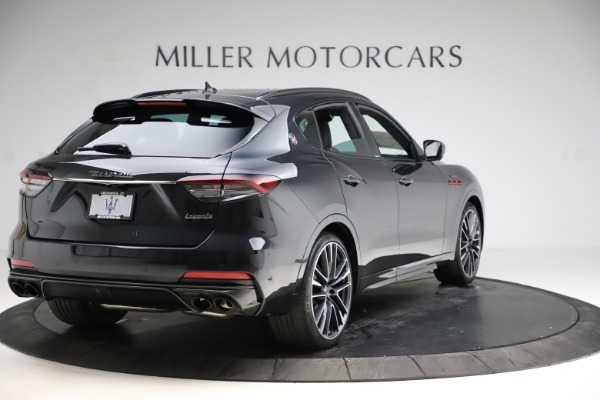 New 2021 Maserati Levante Trofeo for sale $155,035 at Pagani of Greenwich in Greenwich CT 06830 7