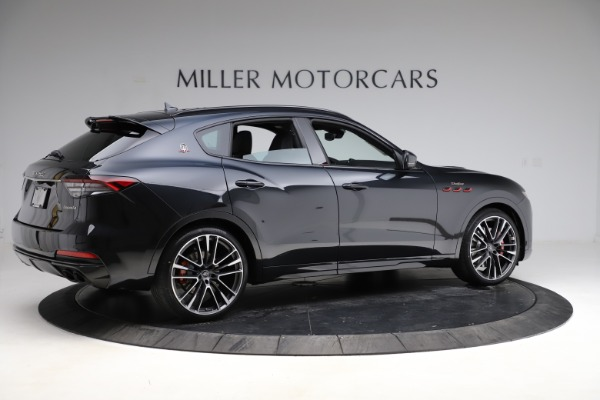 New 2021 Maserati Levante Trofeo for sale $155,035 at Pagani of Greenwich in Greenwich CT 06830 8