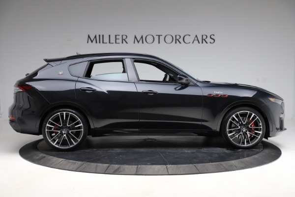 New 2021 Maserati Levante Trofeo for sale $155,035 at Pagani of Greenwich in Greenwich CT 06830 9