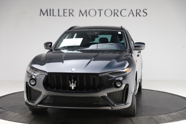 New 2021 Maserati Levante Trofeo for sale $155,035 at Pagani of Greenwich in Greenwich CT 06830 1