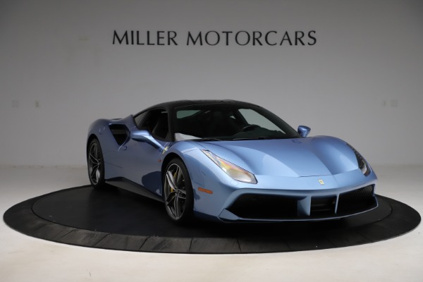 Used 2018 Ferrari 488 GTB for sale Sold at Pagani of Greenwich in Greenwich CT 06830 11