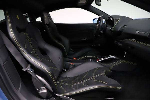 Used 2018 Ferrari 488 GTB for sale Sold at Pagani of Greenwich in Greenwich CT 06830 18