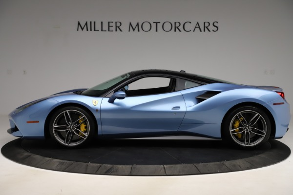 Used 2018 Ferrari 488 GTB for sale Sold at Pagani of Greenwich in Greenwich CT 06830 3
