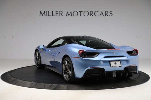 Used 2018 Ferrari 488 GTB for sale Sold at Pagani of Greenwich in Greenwich CT 06830 5