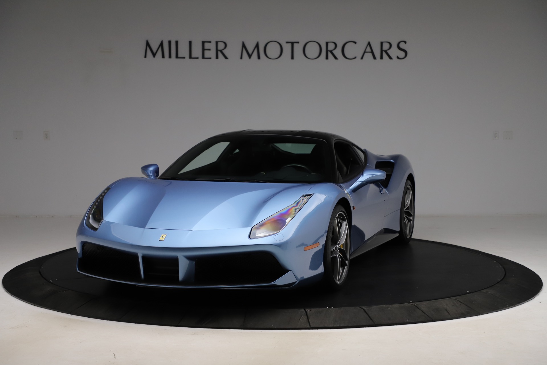 Used 2018 Ferrari 488 GTB for sale Sold at Pagani of Greenwich in Greenwich CT 06830 1