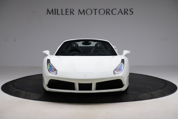 Used 2017 Ferrari 488 Spider for sale $289,900 at Pagani of Greenwich in Greenwich CT 06830 12