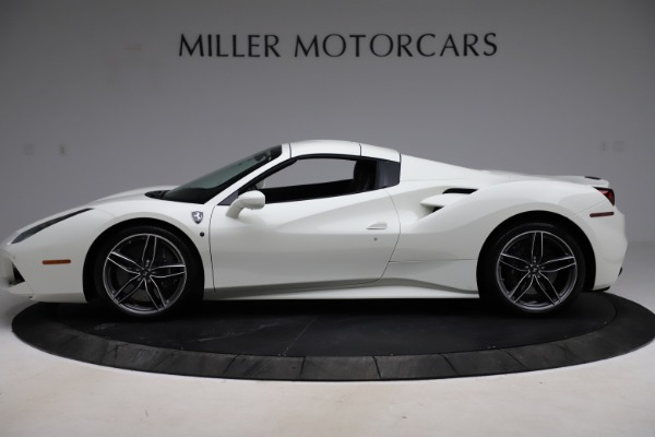 Used 2017 Ferrari 488 Spider for sale $289,900 at Pagani of Greenwich in Greenwich CT 06830 14