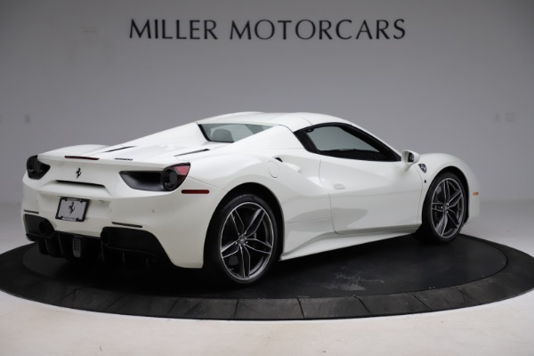 Used 2017 Ferrari 488 Spider for sale $289,900 at Pagani of Greenwich in Greenwich CT 06830 15