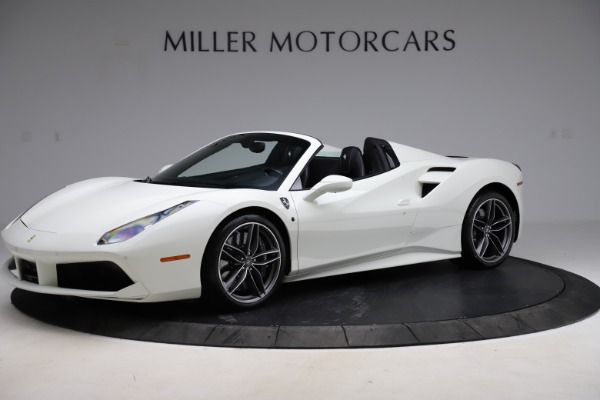 Used 2017 Ferrari 488 Spider for sale $289,900 at Pagani of Greenwich in Greenwich CT 06830 2