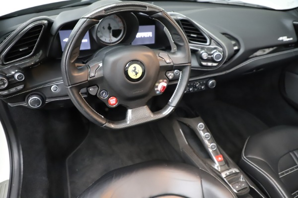 Used 2017 Ferrari 488 Spider for sale $289,900 at Pagani of Greenwich in Greenwich CT 06830 24