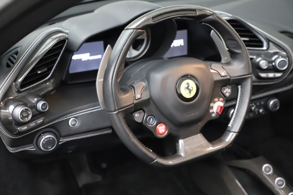 Used 2017 Ferrari 488 Spider for sale $289,900 at Pagani of Greenwich in Greenwich CT 06830 26