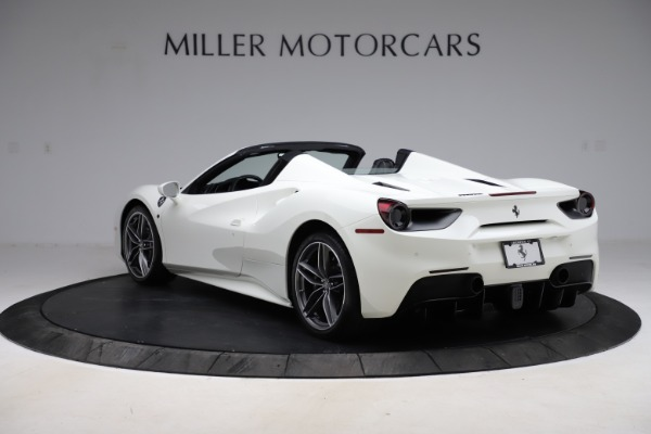 Used 2017 Ferrari 488 Spider for sale $289,900 at Pagani of Greenwich in Greenwich CT 06830 5