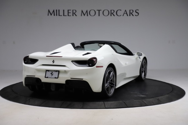Used 2017 Ferrari 488 Spider for sale $289,900 at Pagani of Greenwich in Greenwich CT 06830 7
