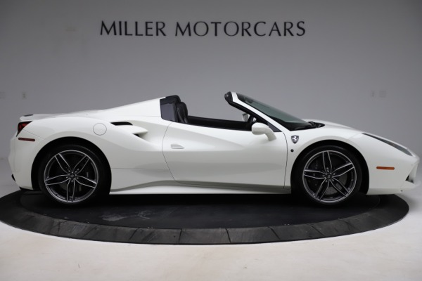 Used 2017 Ferrari 488 Spider for sale $289,900 at Pagani of Greenwich in Greenwich CT 06830 9