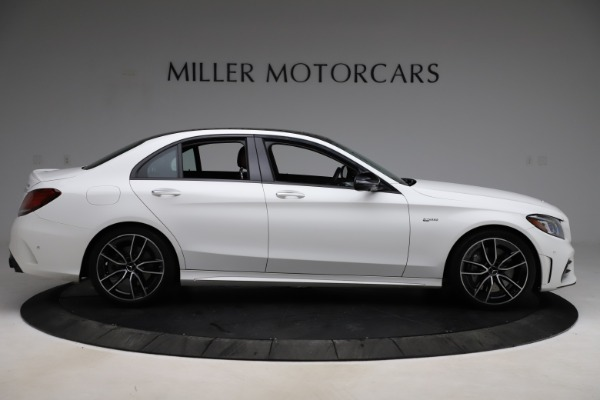 Used 2019 Mercedes-Benz C-Class AMG C 43 for sale $51,900 at Pagani of Greenwich in Greenwich CT 06830 10