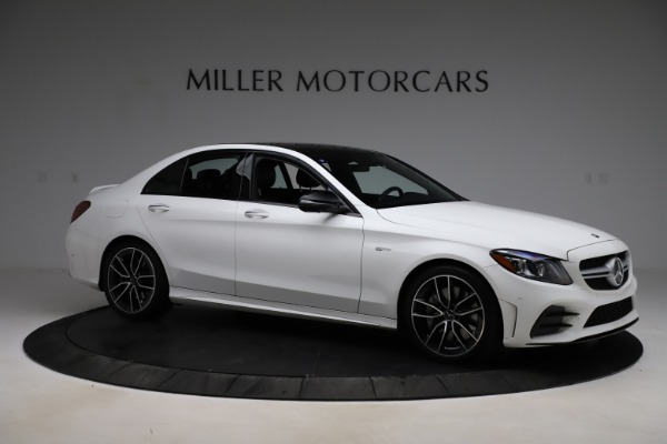 Used 2019 Mercedes-Benz C-Class AMG C 43 for sale $51,900 at Pagani of Greenwich in Greenwich CT 06830 11
