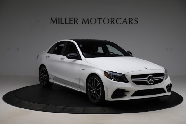 Used 2019 Mercedes-Benz C-Class AMG C 43 for sale $51,900 at Pagani of Greenwich in Greenwich CT 06830 12