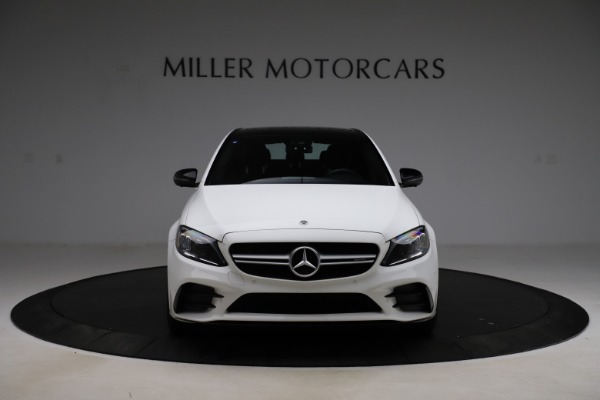 Used 2019 Mercedes-Benz C-Class AMG C 43 for sale $51,900 at Pagani of Greenwich in Greenwich CT 06830 13