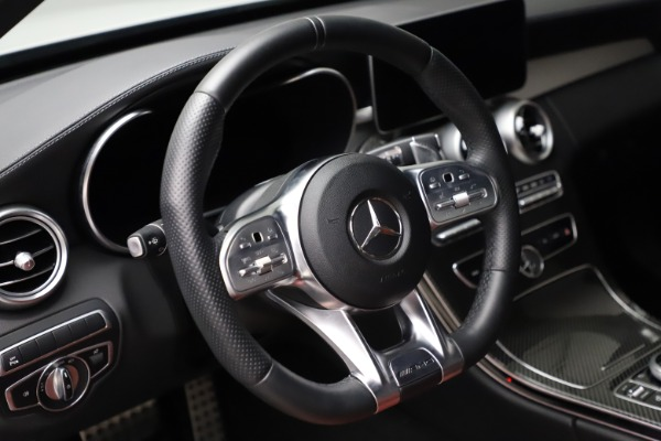 Used 2019 Mercedes-Benz C-Class AMG C 43 for sale $51,900 at Pagani of Greenwich in Greenwich CT 06830 17