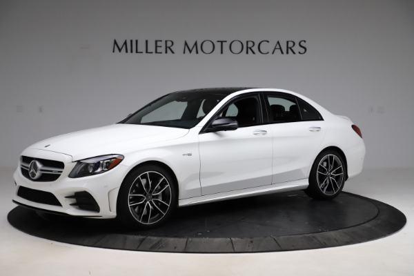 Used 2019 Mercedes-Benz C-Class AMG C 43 for sale $51,900 at Pagani of Greenwich in Greenwich CT 06830 2
