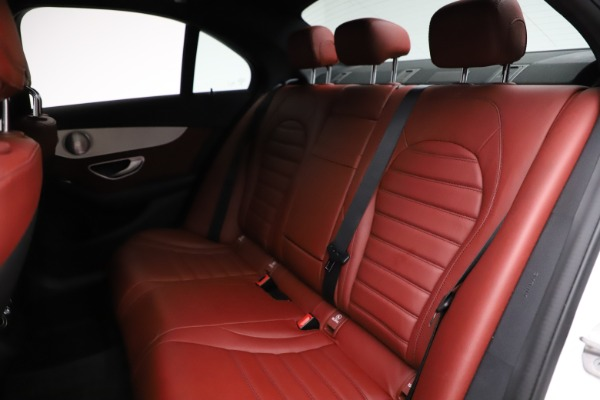 Used 2019 Mercedes-Benz C-Class AMG C 43 for sale $51,900 at Pagani of Greenwich in Greenwich CT 06830 21