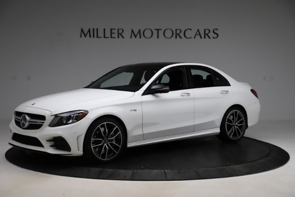 Used 2019 Mercedes-Benz C-Class AMG C 43 for sale $51,900 at Pagani of Greenwich in Greenwich CT 06830 3