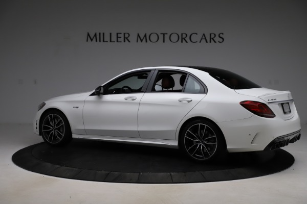 Used 2019 Mercedes-Benz C-Class AMG C 43 for sale $51,900 at Pagani of Greenwich in Greenwich CT 06830 5