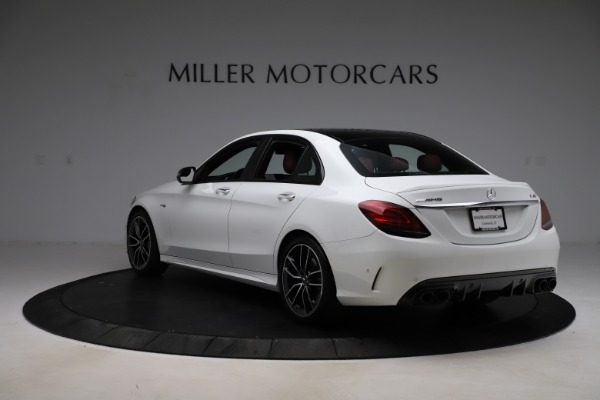 Used 2019 Mercedes-Benz C-Class AMG C 43 for sale $51,900 at Pagani of Greenwich in Greenwich CT 06830 6