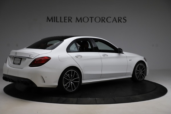 Used 2019 Mercedes-Benz C-Class AMG C 43 for sale $51,900 at Pagani of Greenwich in Greenwich CT 06830 9