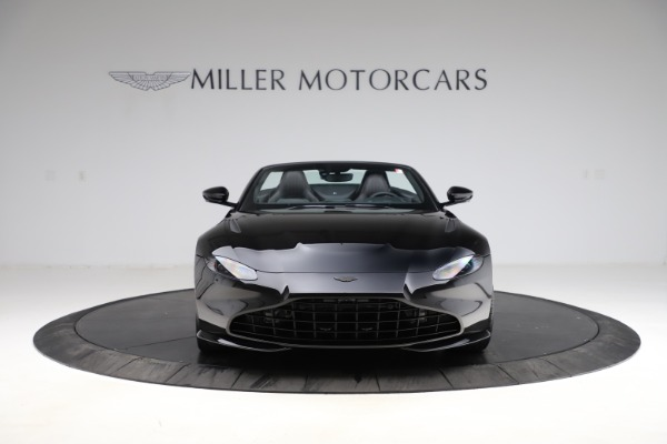 New 2021 Aston Martin Vantage Roadster Convertible for sale $189,186 at Pagani of Greenwich in Greenwich CT 06830 11