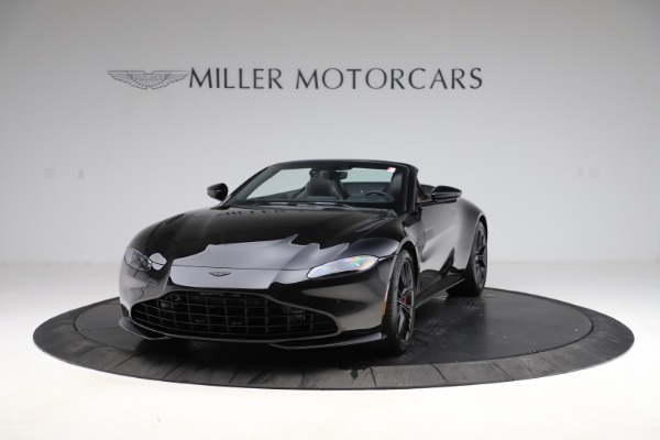 New 2021 Aston Martin Vantage Roadster for sale $189,186 at Pagani of Greenwich in Greenwich CT 06830 12
