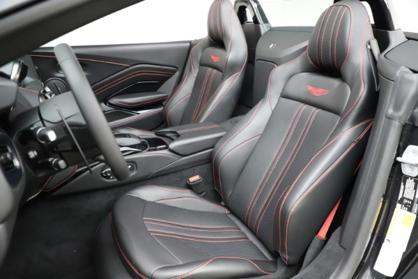 New 2021 Aston Martin Vantage Roadster Convertible for sale $189,186 at Pagani of Greenwich in Greenwich CT 06830 15
