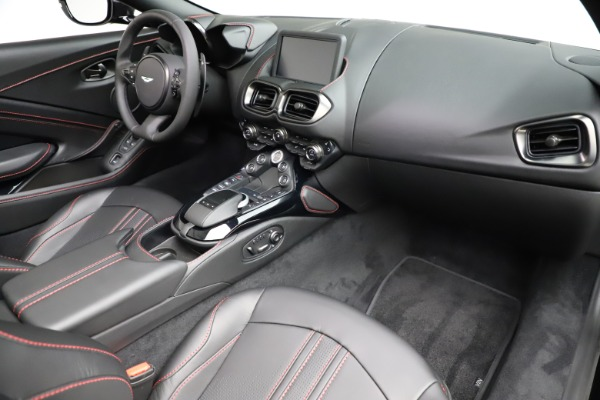 New 2021 Aston Martin Vantage Roadster for sale $189,186 at Pagani of Greenwich in Greenwich CT 06830 18