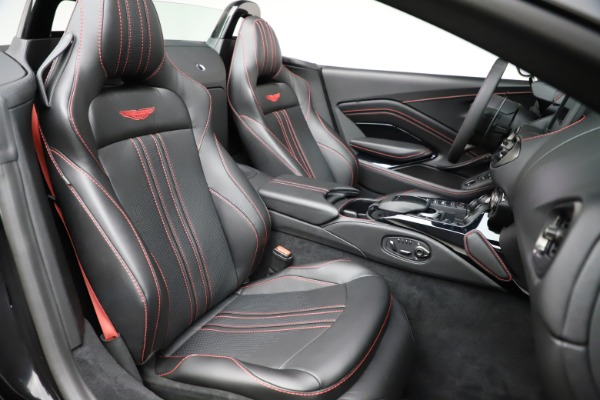 New 2021 Aston Martin Vantage Roadster for sale $189,186 at Pagani of Greenwich in Greenwich CT 06830 20