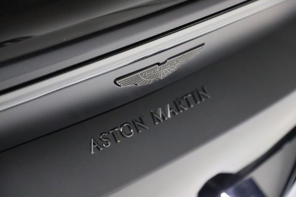 New 2021 Aston Martin Vantage Roadster for sale $189,186 at Pagani of Greenwich in Greenwich CT 06830 21