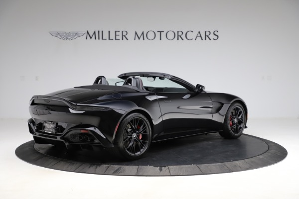 New 2021 Aston Martin Vantage Roadster for sale $189,186 at Pagani of Greenwich in Greenwich CT 06830 7