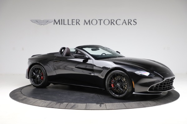 New 2021 Aston Martin Vantage Roadster for sale $189,186 at Pagani of Greenwich in Greenwich CT 06830 9