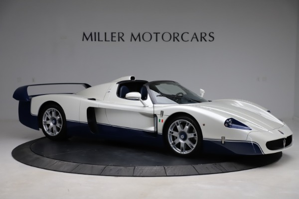 Used 2005 Maserati MC 12 for sale Call for price at Pagani of Greenwich in Greenwich CT 06830 10