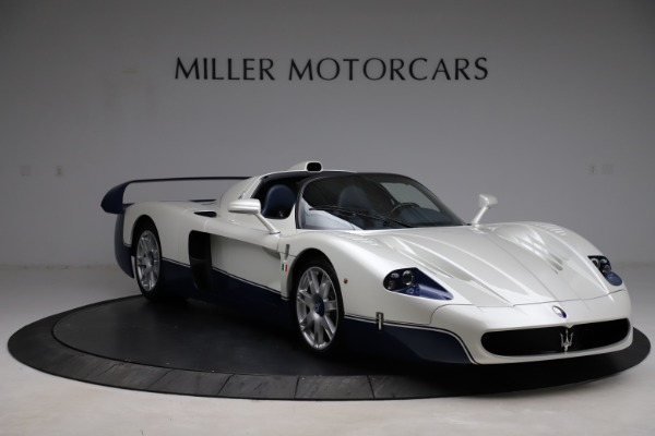 Used 2005 Maserati MC 12 for sale Call for price at Pagani of Greenwich in Greenwich CT 06830 11