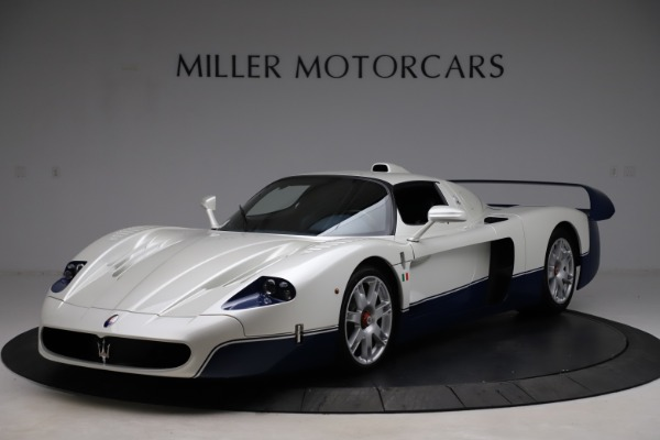 Used 2005 Maserati MC 12 for sale Call for price at Pagani of Greenwich in Greenwich CT 06830 13