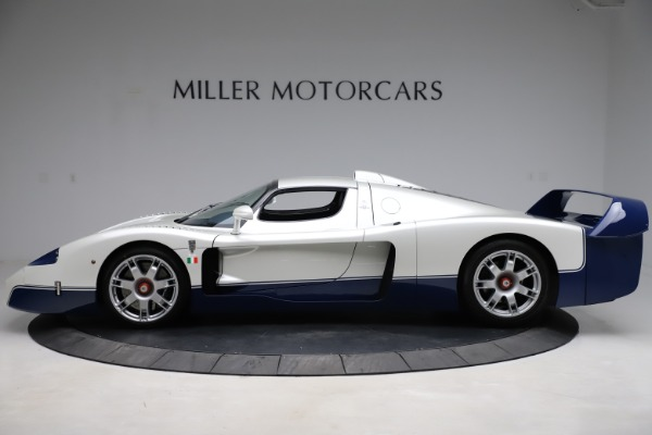 Used 2005 Maserati MC 12 for sale Call for price at Pagani of Greenwich in Greenwich CT 06830 14
