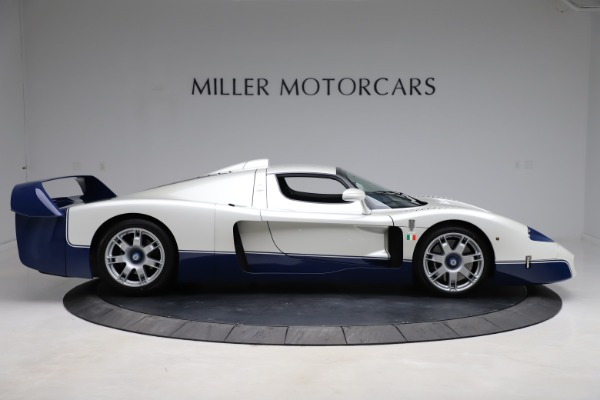 Used 2005 Maserati MC 12 for sale Call for price at Pagani of Greenwich in Greenwich CT 06830 15