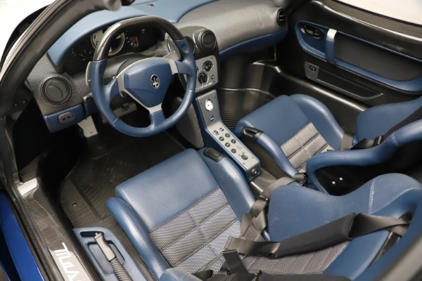 Used 2005 Maserati MC 12 for sale Call for price at Pagani of Greenwich in Greenwich CT 06830 17