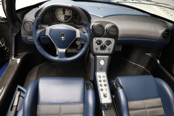 Used 2005 Maserati MC 12 for sale Call for price at Pagani of Greenwich in Greenwich CT 06830 18