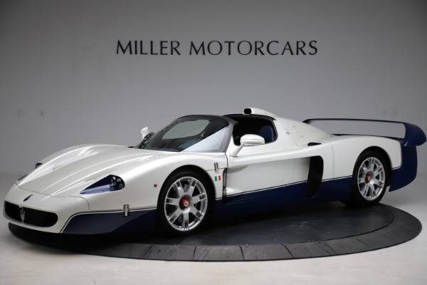Used 2005 Maserati MC 12 for sale Call for price at Pagani of Greenwich in Greenwich CT 06830 2