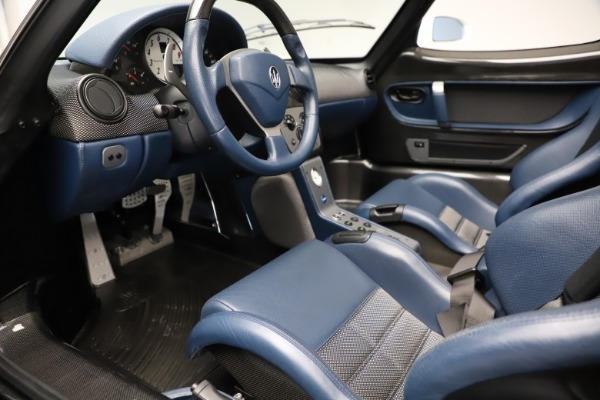 Used 2005 Maserati MC 12 for sale Call for price at Pagani of Greenwich in Greenwich CT 06830 21