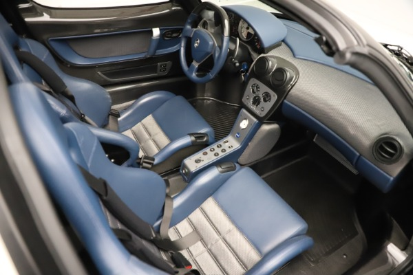Used 2005 Maserati MC 12 for sale Call for price at Pagani of Greenwich in Greenwich CT 06830 22
