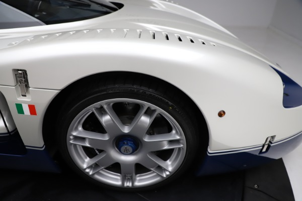 Used 2005 Maserati MC 12 for sale Call for price at Pagani of Greenwich in Greenwich CT 06830 26
